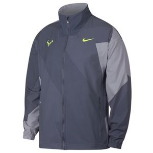 Nike Jackets & Coats - NWT Nike Tennis Court Rafa Jacket